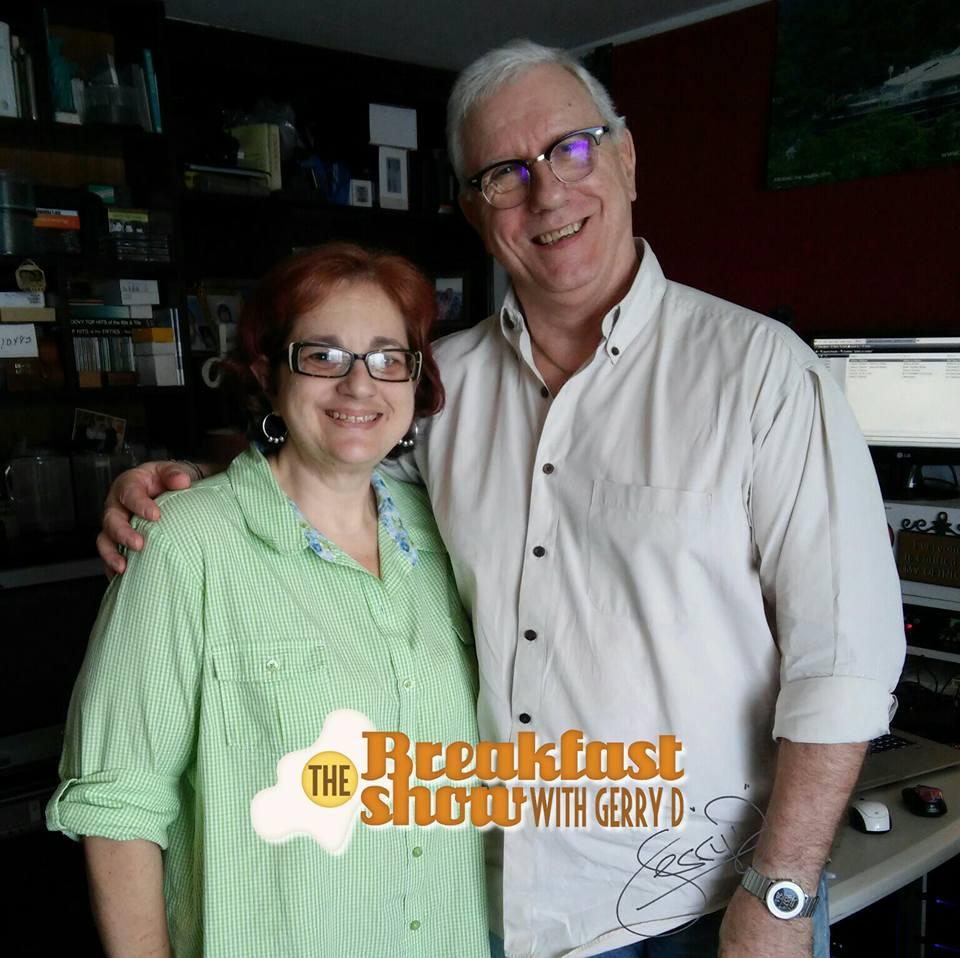 Deborah and Gerry