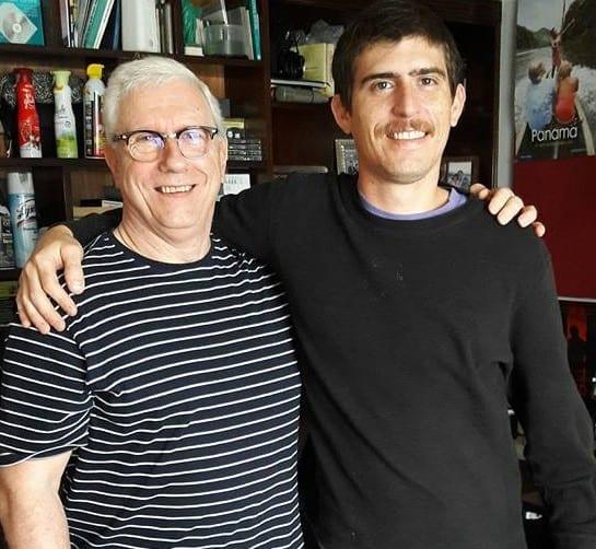 Gerry & Insano.