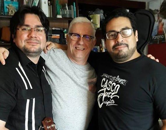 Carlos, Gerry & Luis David.