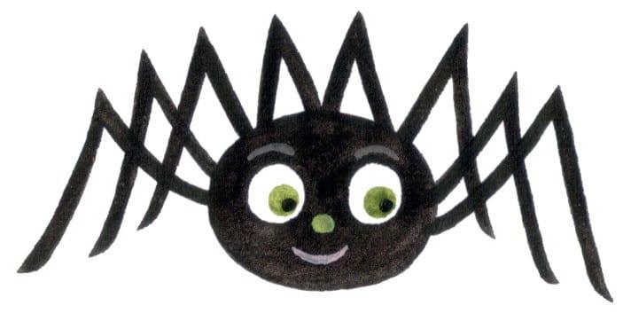 spidercartoon